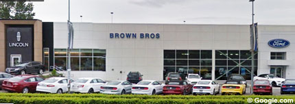 Brown Bros Ford Lincoln