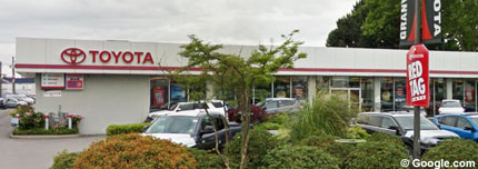 Granville Toyota Sales and Service