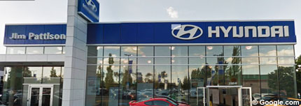 Jim Pattison Hyundai Coquitlam